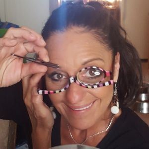 Make up glasses